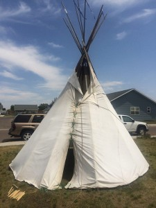 Troop 7 Tipi