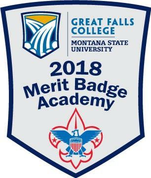2018 Merit Badge Academy Patch